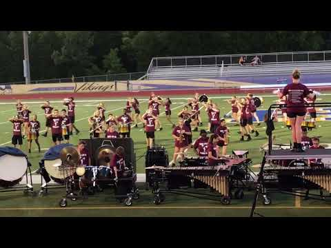 Francis Howell Marching Band -2018