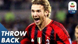Lazio 4-4 Milan (1999) | Shevchenko Scores 25 minute Hat-Trick! | Throwback | Serie A