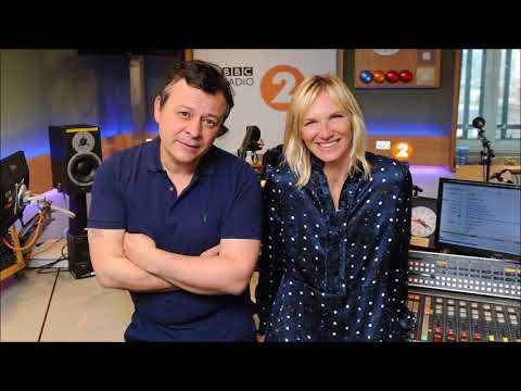 17/04/18 - James Dean Bradfield -  Jo Whiley Session