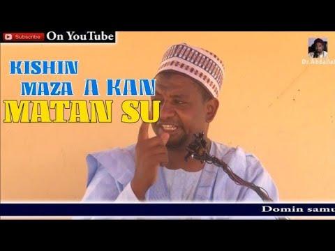Download KISHIN MAZA A KAN MATAN SU - Dr.Abdallah Gadon Kaya