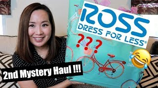 "Ross Dress for Less ""Mystery"" Haul #2 