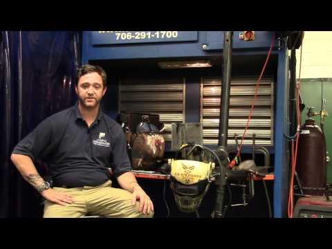 Start your career in welding at Aiken Technical College!