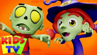 Halo ini halloween | Lagu anak anak | Bayi sajak | Kids Tv Indonesia | Kartun untuk anak