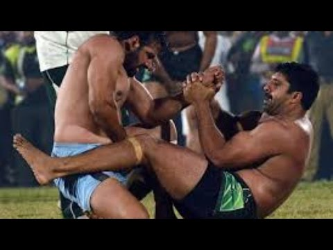 Pakistan Vs India Full Kabaddi Match Asia Cup Final 2019