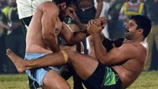 Pakistan Vs India Full Kabaddi Match Asia Cup Final 2016 thumbnail