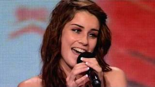 The X Factor 2009 - Lucie Jones - Auditions 3 (itv.com/xfactor)