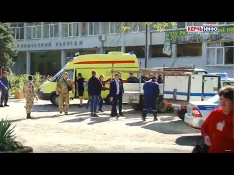 فرانس 24:Students killed in attack on vocational college in Crimea