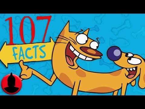 107 CatDog Facts YOU Should Know! Nickelodeon Cartoon Facts! (107 Facts S7 E8)