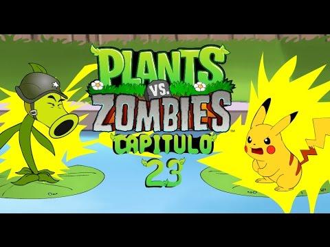 La aventura de plantas vs zombies 23 youtube for Cuartos decorados de plants vs zombies
