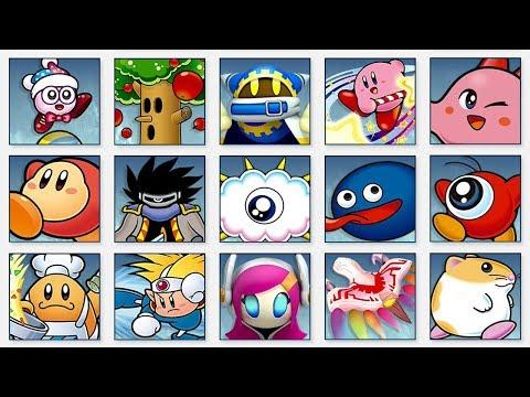 Super Smash Bros. Ultimate - All Kirby Spirit Battles thumbnail