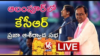 KCR takes oath as Telangana CM -