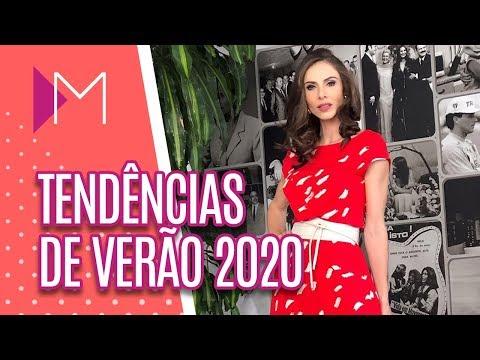 Tendências De Moda Do VERÃO 2020 - Mulheres (17/09/2019)