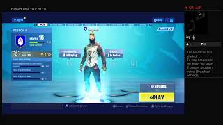 Play our giveaway game//Fortnite Players