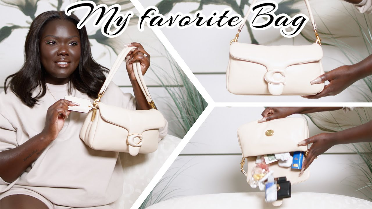 What's in My Favorite Bag || Nyma Tang