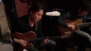 Skylark Guitar Hiroki Shindoh Guitar Nobuyoshi Ishii @Jazz bar ATTI...