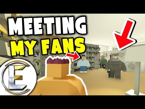 Meeting Fans RP - Unturned Roleplay (Meeting You Guys In The RP Servers)