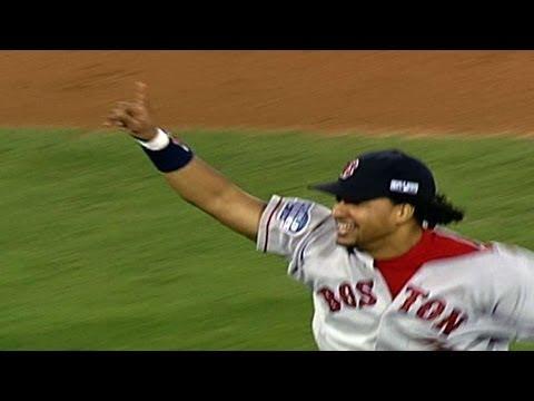 "Red Sox break the ""Curse"""