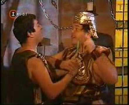 chachacha (Gladiadores en el coliseo)