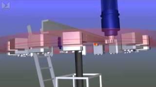 Rüzgar Türbini Nasıl Çalışır, Nacellenin içinde neler vardır? Animasyon