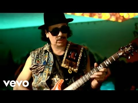 Santana  Put Your Lights On ft Everlast