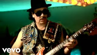 Watch Santana Put Your Lights On video