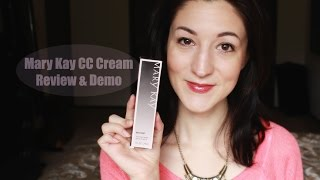 Mary Kay CC Cream Review & Demo Thumbnail