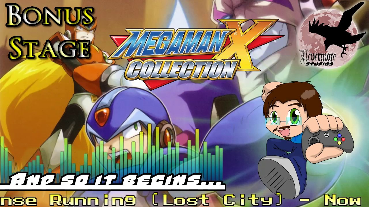 megaman x collection ps2