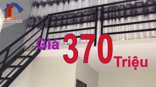 Bán Nhà Bình Chánh - Nhà giá Rẻ 370 triệu