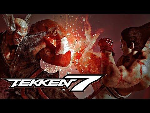 Tekken 7 - TWT Korea Pools / Top16 / Top8 Finals (JDCR, Saint, Knee, Nobi, Jeondoing)
