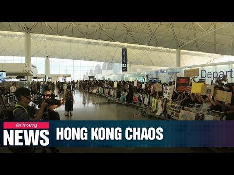 China moving troops to Hong Kong border amid intensifying protests: Trump