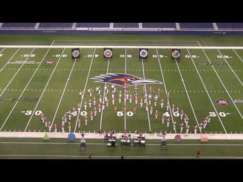 Teague High School Band 2015 - UIL 3A Texas State Marching Contest