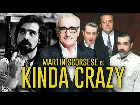 Martin Scorsese is Kinda Crazy