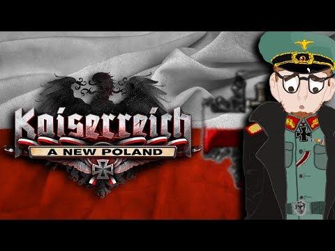 Hearts of Iron IV - Kaiserriech   Poland   #18 [Scandinavia Plans]