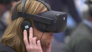 VR soft-skills training study