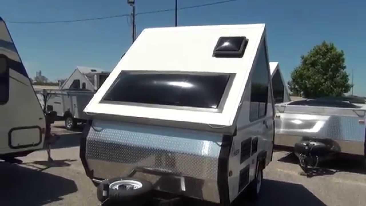 Aliner Ranger 10   Available in Two Floorplans   Aframe Camper    Indianapolis RV dealer