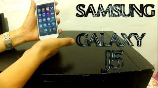 SAMSUNG Galaxy J5 | Review | Caracteristicas