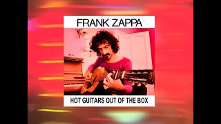 Frank Zappa Hot Guitars Out Of The Box