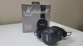 Marshall Major IV | $149 well spent!