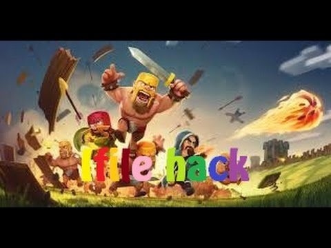How To Hack - Clash of Clans With Ifile july 2014