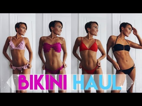 SUMMER BIKINI HAUL & TRY ON | I BOUGHT FROM ZAFUL | Blaise Dyer