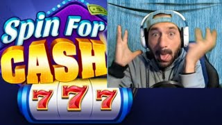 SPIN FOR CASH! Real Money Slots Game & Risk Free Earn Cash Rewards Paypal App Apps Online Video screenshot 5