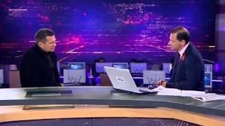 Владимир Соловьев о фильме 'Президент' в интервью Сергею Брилеву