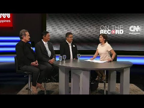 On The Record: The opposition and 'The House' of Duterte (07.18.19)