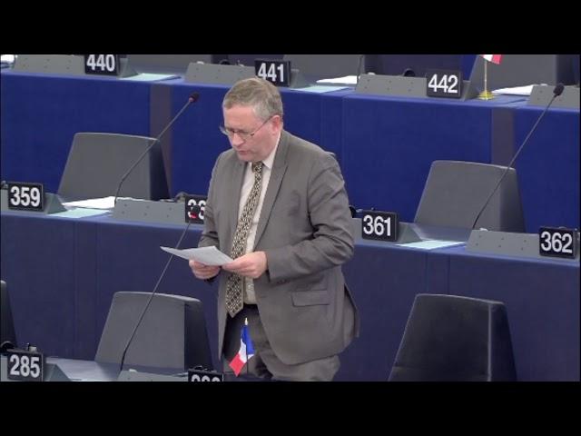 Gilles Lebreton sur le rôle trouble de la France en Libye