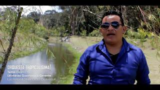 Cuatro Rosas - Orq Tropicalisima Ft Anthony Quinde VDJMaxterMix ((Bass Acapella)).Recopilacion 2017