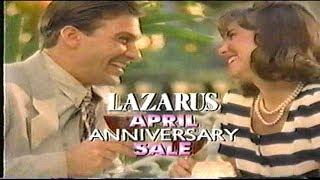 Lazarus Department Store 90s Era Commercial