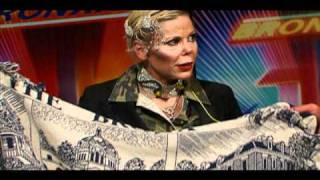 PRINCESS KALINA FROM BULGARIA VISITS BRONXNET