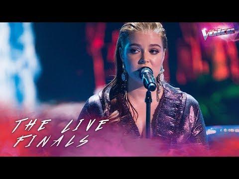 The Lives 2: Sally Skelton sings Fix You   The Voice Australia 2018