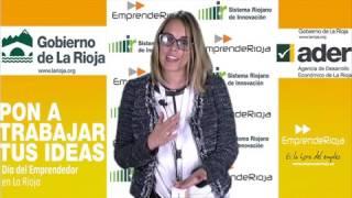 2016 11 17 Dia Emprendedor Entrevista Myriam Garcia