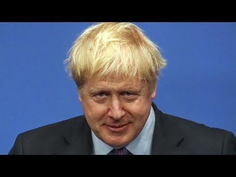 Boris Johnson denies mocking Donald Trump